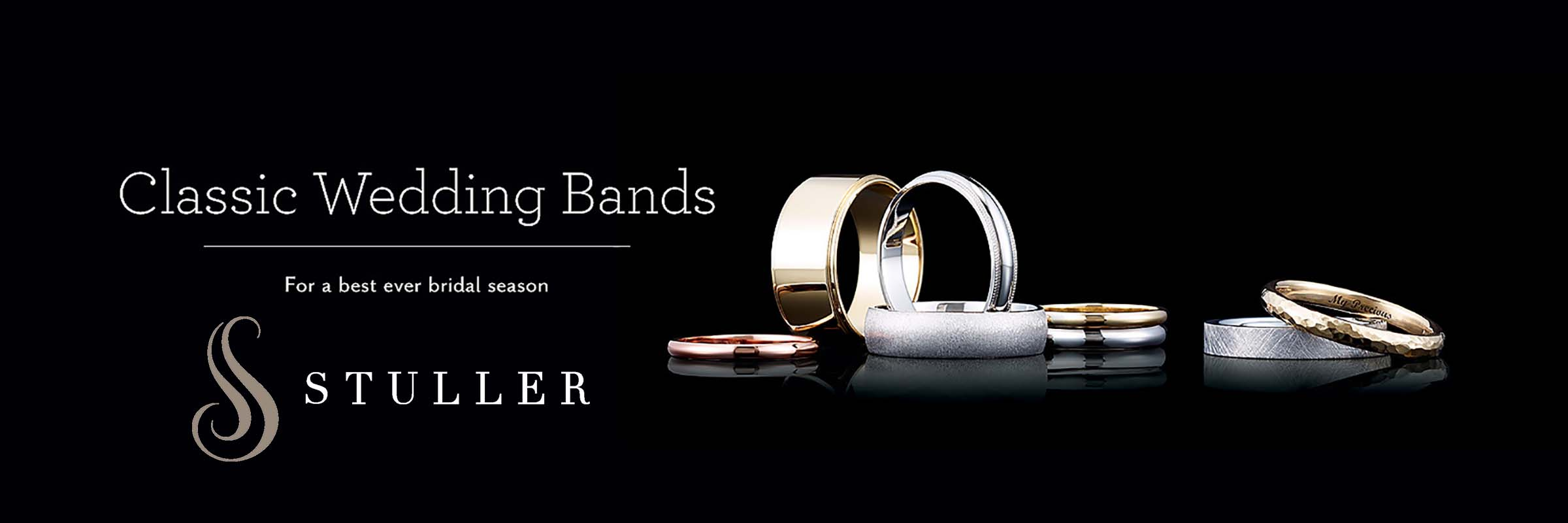 Signature Wedding Bands