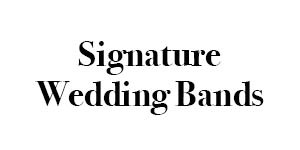 Signature Wedding Bands Logo